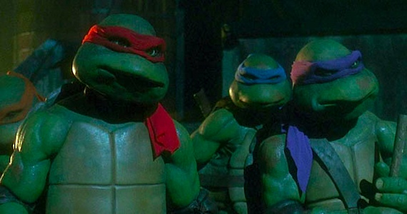 The Classic Ninja Turtles Megan Fox Cast as April ONeil in Michael Bays Ninja Turtles Reboot