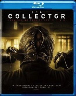 The Collector DVD box art DVD/Blu ray Breakdown: April 6, 2010