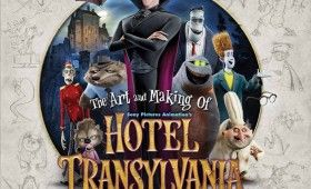The Cover of The Art and Making of Hotel Transylvania 280x170 Exclusive Images: The Art and Making of Genndy Tartakovskys Hotel Transylvania