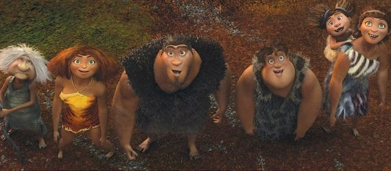 The Croods Review Starring Nic Cage Emma Stone and Ryan Reynolds The Croods Review
