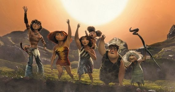 The Croods Reviews The Croods Review