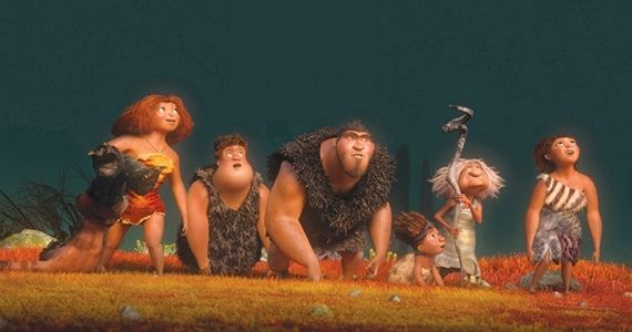 The Croods and Guy The Croods Review