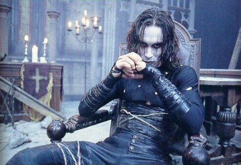 The Crow Brandon Lee Casting For The Crow Reboot Has Begun