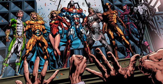 The Dark Avengers Iron Patriot Iron Man 3 Iron Man 3: Iron Patriot Armor Spotted on Set