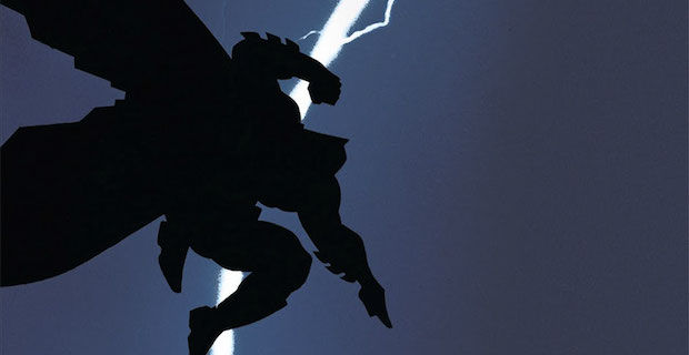 The Dark Knight Returns Comic Costume Batman vs. Superman: Kevin Smith Confirms Affleck Costume Colors
