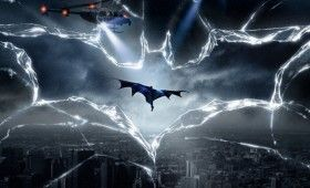 The Dark Knight Rises Batman Poster 280x170 The Dark Knight Rises Gets Awesome Fan Made Trailer