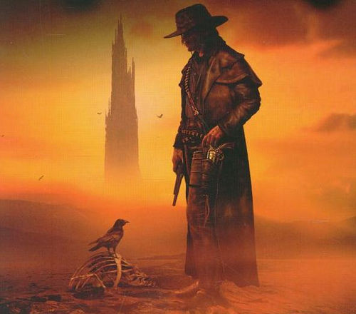 The Dark Tower by Stephen King The Dark Tower Movie Trilogy & TV Series On the Way