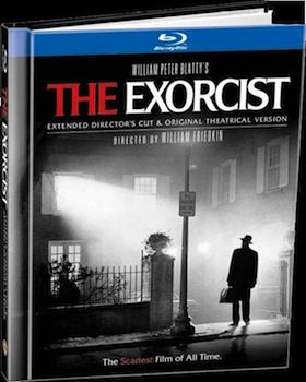 The Exorcist blu ray box art 15 Must Own Blu rays of 2010