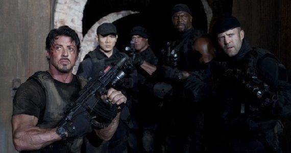 The Expendables 2 movie poster and synopsis Schwarzenegger, Norris, & Travolta Rumored For Expendables 2