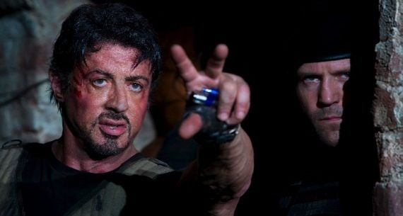 The Expendables1 The Expendables Hostages Featurette