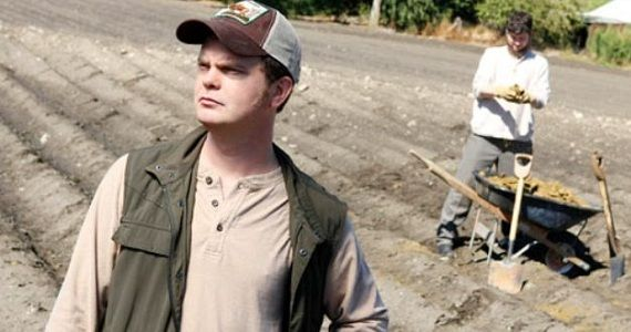 The Farm Dwight Schrute The Office Spinoff Pilot The Farm Will Air Next Spring