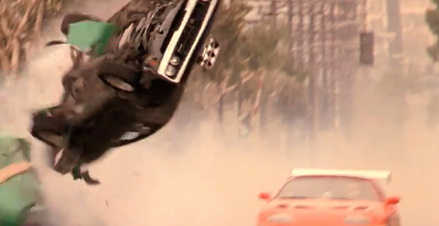 The Fast and the Furious Final Stunt Need for Speed vs. The Fast and the Furious   Which is the Better Car Movie?
