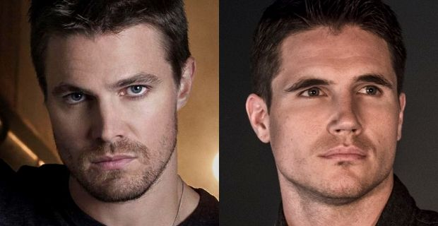 The Flash Firestorm Details Amell Family Team Up Confirmed