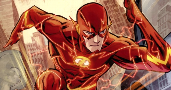 The Flash Casting Writing Interview Arrow Executive Producer Talks Writing & Casting The Flash