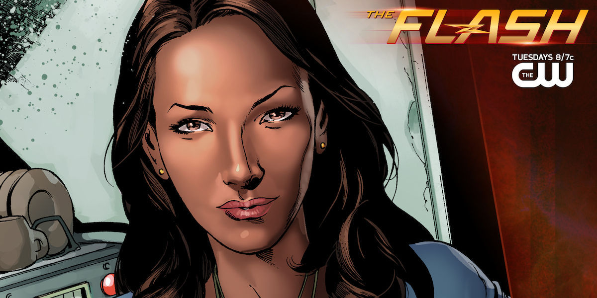 The Flash Season 2 Iris West Take On Leadership Role The Flash Season 2: Iris West to Take On Leadership Role