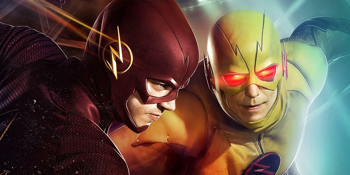 The Flash Season 2  Th...
