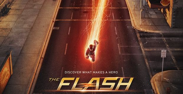�the flash� new poster is filled with dc comics easter eggs