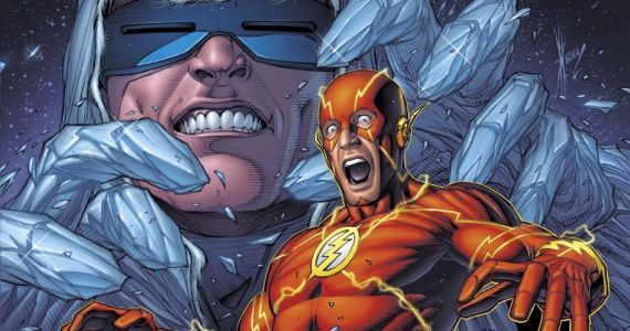 The Flash TV Series Arrow Executive Producer Talks Writing & Casting The Flash