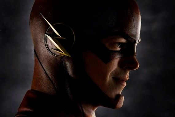 The Flash TV Show Costume 570x380 The Flash Full Costume Revealed   Do You Approve?