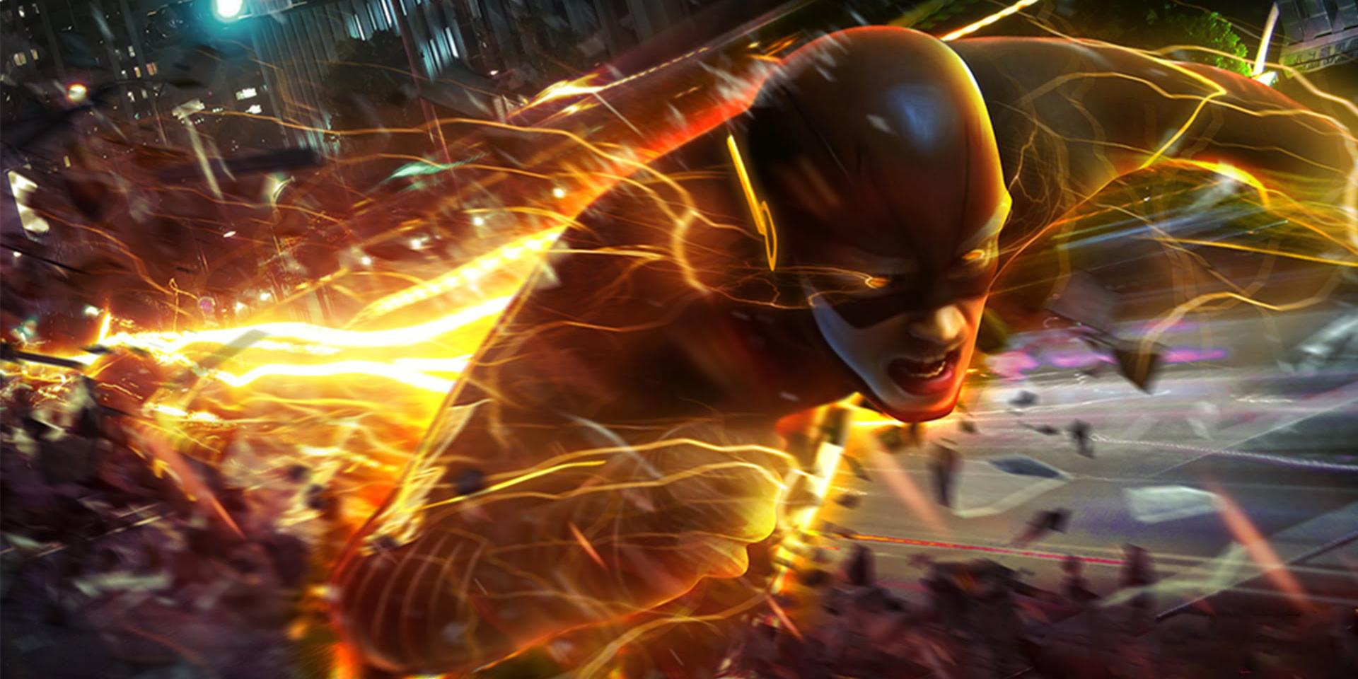 Resultado de imagem para the flash dc