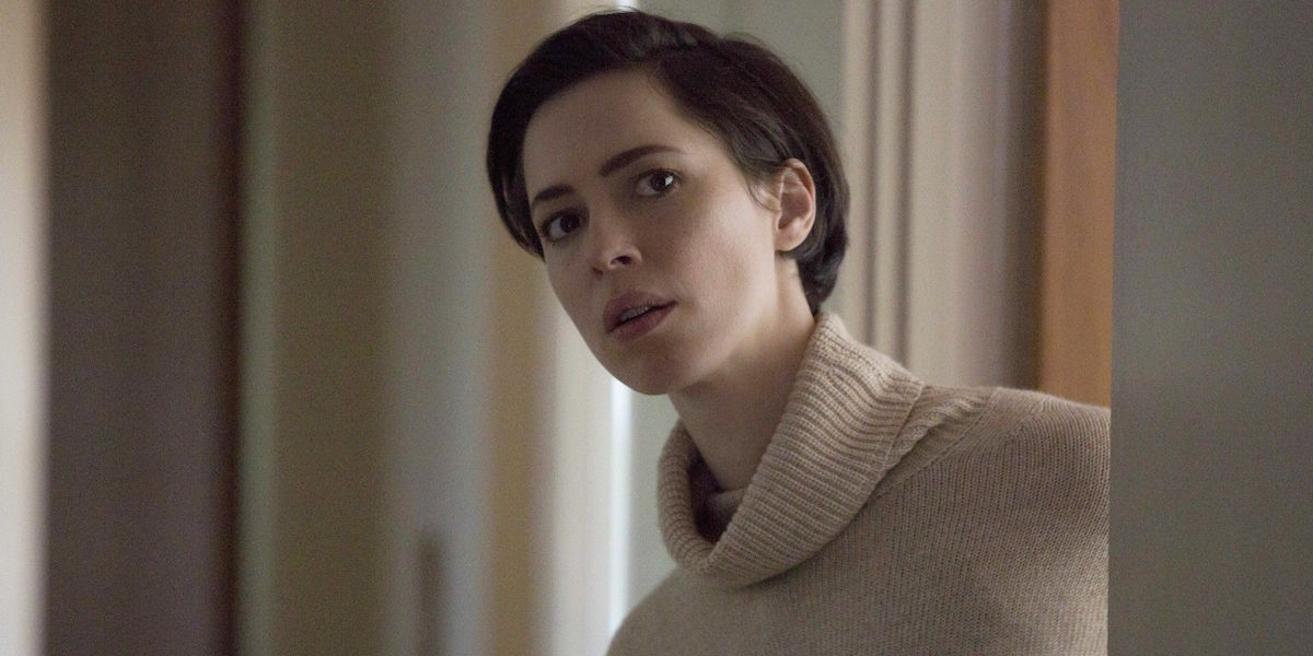 Rebecca Hall as Robyn in 'The Gift'
