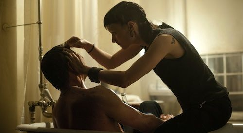 The Girl with the Dragon Tattoo Lisbeth Salander Mikael Blomkvist Girl with the Dragon Tattoo Sequel is Still Moving Forward