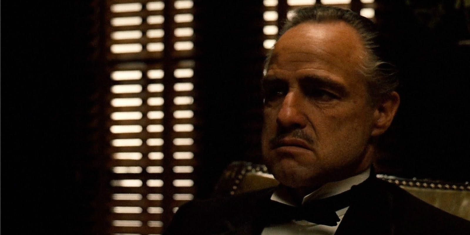 The Godfather Opening Scene