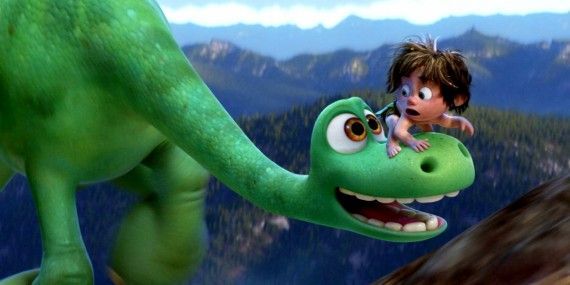 how pixar s good dinosaur became a boy dog story with a twist. Black Bedroom Furniture Sets. Home Design Ideas