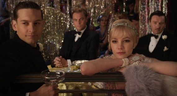 The Great Gatsby 2012 cast The Great Gatsby Trailer: Baz Luhrmann Tackles a Literary Classic