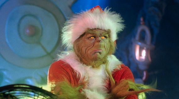 The Grinch That Stole Christmas 11 Movies Ebenezer Scrooge Watches On Christmas
