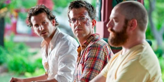 The Hangover 2 tv spots The Hangover 2 TV Spots: The Wolfpack Is Back