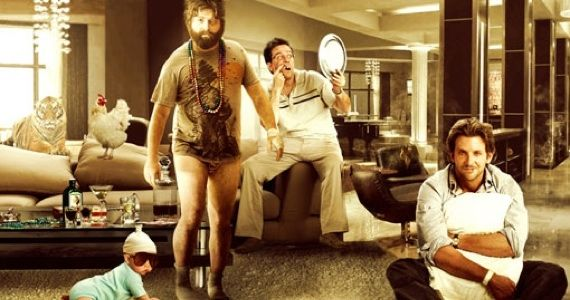 The Hangover 3 Begins Production The Hangover Part 3 Images and Plot Details: The Wolfpacks Back in Vegas