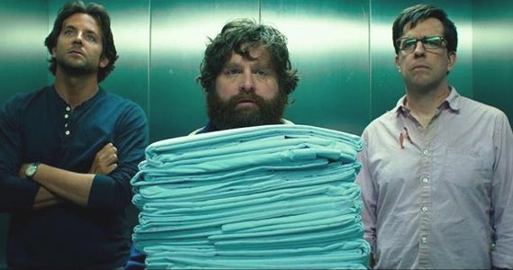 The Hangover Part III 3 Reviews starring Bradley Cooper Ed Helms Zach Galifianakis Ken Jeong and John Goodman The Hangover Part III: Discussing The Wolfpacks Final Adventure With Cast & Crew