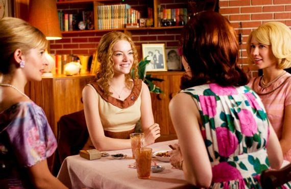 The Help trailer Emma Stone Emma Stone Loves Comic Con: Why Shes Excited For Amazing Spider Man