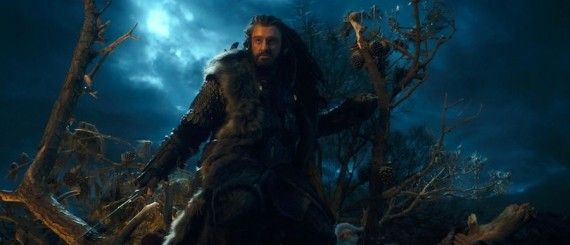 The Hobbit An Unexpected Journey Thorin Oakenshield Richard Armitage 570x245 The Hobbit: An Unexpected Journey vs. Fellowship of the Ring