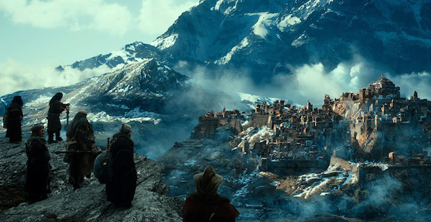 The Hobbit Desolation of Smaug Dwarves The Hobbit: The Desolation of Smaug Review