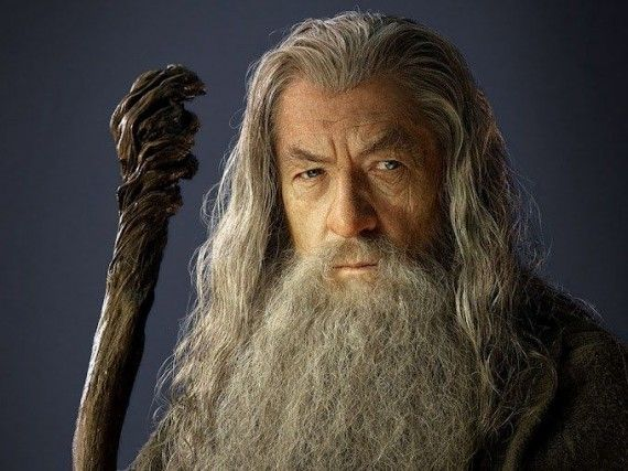 The Hobbit Gandalf The Grey 570x427 The Hobbit Gandalf The Grey