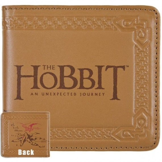 The Hobbit Leather Wallet 570x570 SR Geek Picks: Alison Brie As Captain America, Soviet Made Hobbit, Iron Man Proposal; & More!