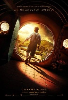 The Hobbit Poster 280x414 The Hobbit Trailer Is Here!