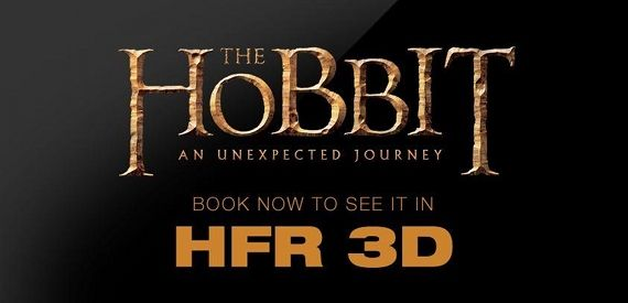 The Hobbit Unexpected Journey HFR Poster The Hobbit: An Unexpected Journey: 10 Things You Need to Know Before Seeing the Film