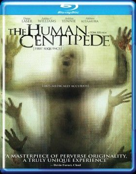 The Human Centipede DVD Blu ray box art 280x359 DVD/Blu ray Breakdown: October 5th, 2010