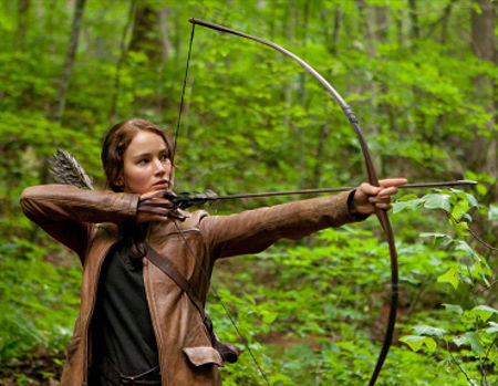 The Hunger Games Action Movie