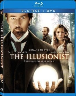 The Illusionist Blu ray box art DVD/Blu ray Breakdown: June 8, 2010