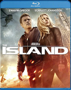 The Island Blu ray DVD/Blu ray Breakdown: June 21, 2011