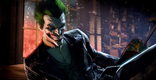 The Joker in Batman Arkham Origins Will Video Game Movies Be The Next Big Thing?