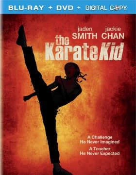 The Karate Kid DVD Blu ray box art 280x361 DVD/Blu ray Breakdown: October 5th, 2010