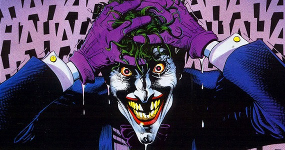 The Killing Joke Did Batman Kill The Joker at the End of The Killing Joke?