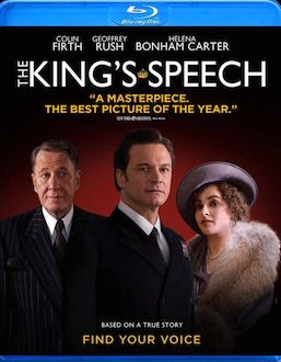 The Kings Speech DVD Blu ray DVD/Blu ray Breakdown: April 19, 2011