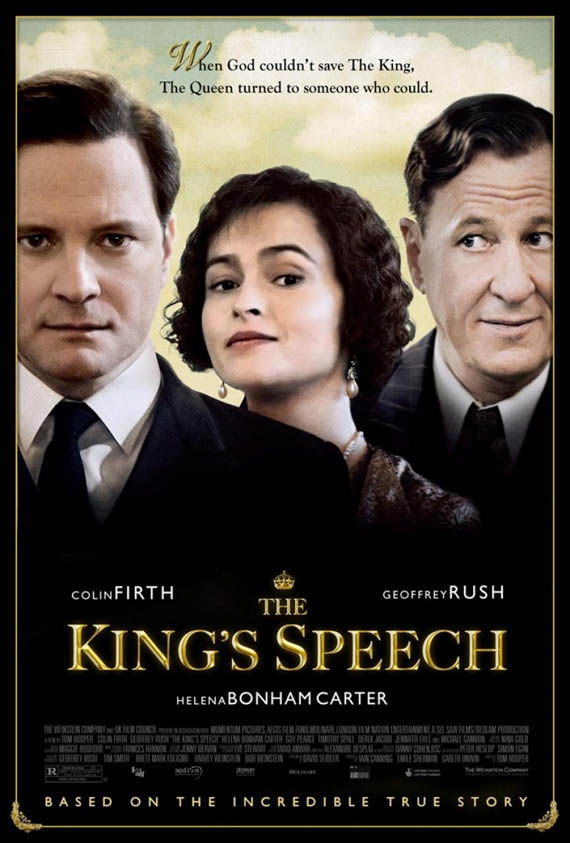 The Kings Speech Oscar Best Picture Poster The Kings Speech Oscar Best Picture Poster