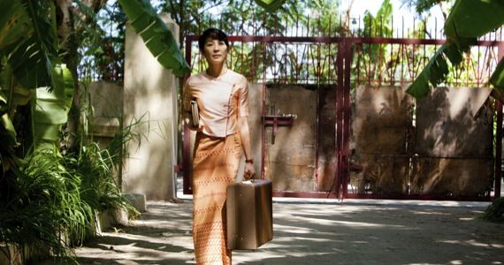 The Lady trailer with Michelle Yeoh The Lady Trailer: Yet Another Rousing Historical Biopic